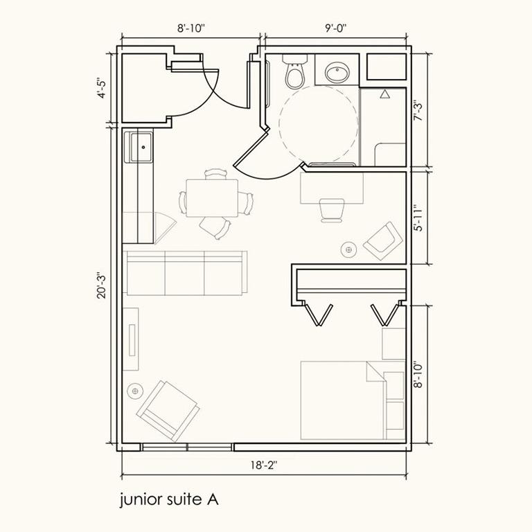 Junior suite A
