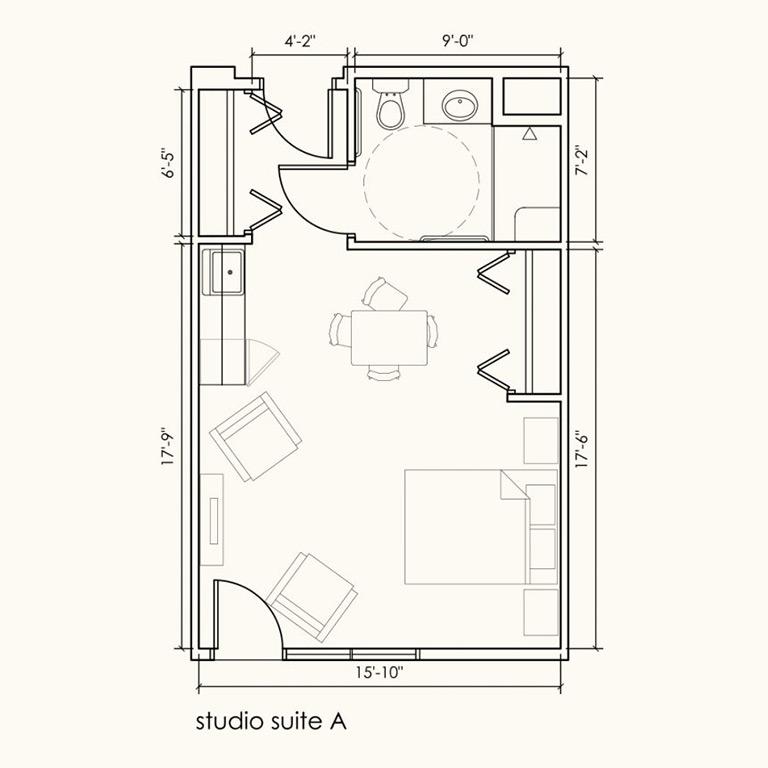 Studio suite A