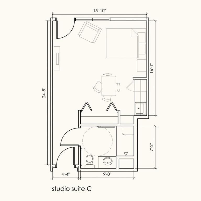 Studio suite C